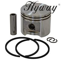 Piston Kit 49mm for Stihl 039, MS390 Replaces 1127-030-2005