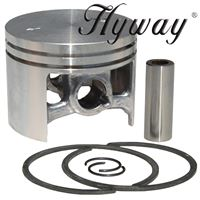 Piston Kit 50mm, (With 12mm Pin) for Stihl 044, MS440 Replaces 1128-030-2001
