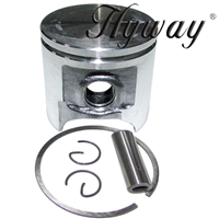 Piston Kit 46mm for Husqvarna 257 Replaces 503-66-20-01