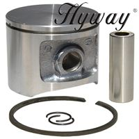 Piston Kit 48mm for Husqvarna 365, Jonsered 2065, 2165 Replaces 503-69-13-71