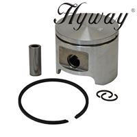 Piston Kit 45mm for Husqvarna 350 (later models), 351, 353 Replaces 537-22-36-02
