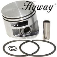 Pop-Up Piston Kit Kit 44.7mm for Stihl MS261, MS271 Replaces 1141-030-2012