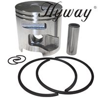 Piston Kit 51mm for Husqvarna K750, K760 Replaces 506-37-24-01