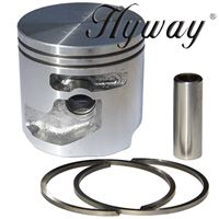 Piston Kit 56mm for Husqvarna K960, K970 Replaces 506-41-32-02