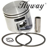 Piston Kit 44mm for Stihl MS251 Replaces 1143-030-2007