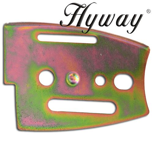 Plate Inner Bar for Husqvarna 395, 394 Replaces 503-46-55-01