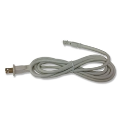 Pigtail cord repair kit for white hose & white end