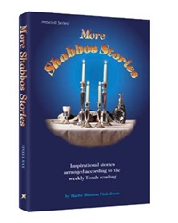 MORE SHABBOS STORIES - PAPERBACK