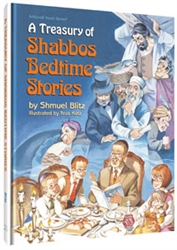 A TREASURY OF SHABBOS BEDTIME STORIES