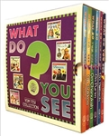 What Do You See 6-vol. Yom Tov Collection