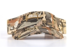 Oilfield Camo Visor OIL80-BLANK $8.00 In Stock and Eligible for Free Shipping