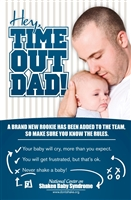 Dad's Time Out Card (NOW 50% OFF!)