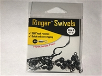 Ringer Swivel #3 10 pack