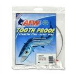 AMERICAN FISHING  WIRE TOURNAMENT PRO GRADE TOOTH PROOF WIRE - #3  BRITE