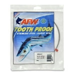 AMERICAN FISHING  WIRE TOURNAMENT PRO GRADE TOOTH PROOF WIRE - #5  BRITE