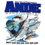 "ANDE MONO FISHING APPAREL - T SHIRT ""COLLAGE"""
