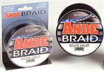 Ande Braid 40# test 1300 yards spools