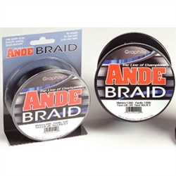 Ande 40# Braid - 325yrd spool