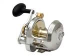 Fin-Nor Marquesa Lever Drag Reels are the perfect reels for tournament fishing or stand-up fishing with the thinner braided superlines. Marquesa is avaiable a topless model for easy spool access and control.