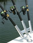Birdsall Marine Trident Rod Holder - 3 rods