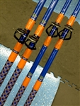 Special Order - Tom Saunders - Connley Fishing - Florida Gator Custom Spinning Rod