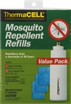 Thermacell Refill Value Pack (R-1 = 12Hrs of protection)