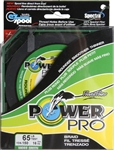 POWER PRO SPECTRA  PREMIER MICRO BRAID 65 LB. TEST 150 YARD SPOOL