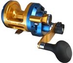 QUALIA ADVANZ HIGH SPEED JIGGING REEL Q12-IIHS