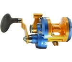 QUALIA ADVANZ HIGH SPEED JIGGING REEL Q16-HS