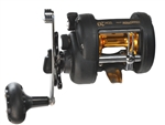 QUALIA TLW LEVEL WIND INSHORE BAYS & FLATS FISHING REEL