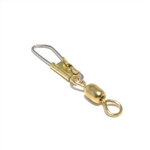 Rosco Brass light tackle swivels