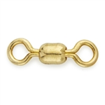 ROSCO S800-010 SERIES #10 BRASS BARREL SWIVEL