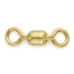 Rosco 2/0 Brass Barrel Swivels