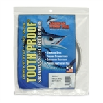 AMERICAN FISHING  WIRE TOURNAMENT PRO GRADE TOOTH PROOF WIRE - #13  BRITE