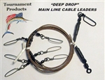 TFP DEEP DROP MAINLINE CABLE RIG - SIX SWIVEL DROPS