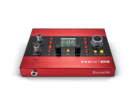 Focusrite RedNet X2P Dante Interface