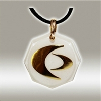 Body Shield: Octagon Style Collection - SCP Gold on White