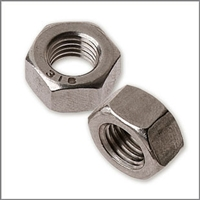 Hex Nut 1/4-28RH (316 Stainless)