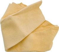 "Tomway 'The Ultimate Chamois' Sheepskin Polishing Cloth (12"" x 12"")"