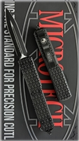 Microtech Ultratech Double Edge OTF Automatic Knife,122-,