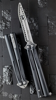 Microtech Tachyon III Balisong Knife Trainer