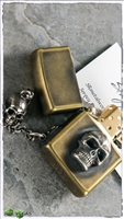 Sergey Rogovets Custom Skull Lighter