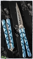 Kyle Vallotton Coffin Balisong