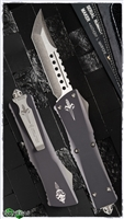 Marfione Custom Combat Troodon Hell Hound Tanto Bronzed Apocalyptic Finish G8 Vegas