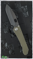 Medford Deployment Line 187 PVD Blade OD Green Handle