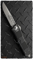 Microtech Combat Troodon D/A OTF Beadblast Single Edge