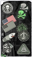 Maxpedition Morale Patches