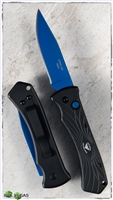 Paragon ERT Auto Black Handle Blue Blade