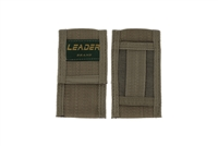 Leader Nylon Belt Pouch Sheath 4.5""