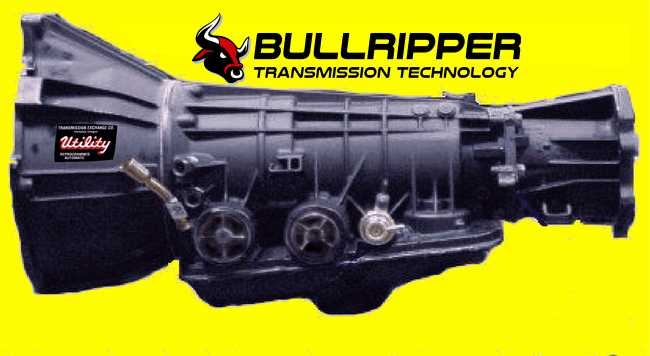 Ford Extended Warranty >> Heavy Duty Utility Ford 4R44E/4R55E/5R55E Overdrive Transmission 1995-2004